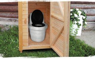 Компостный туалет для дачи